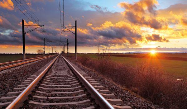 Componenten spoorlijn