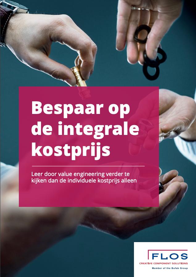 Bespaar op de integrale kostprijs whitepaper